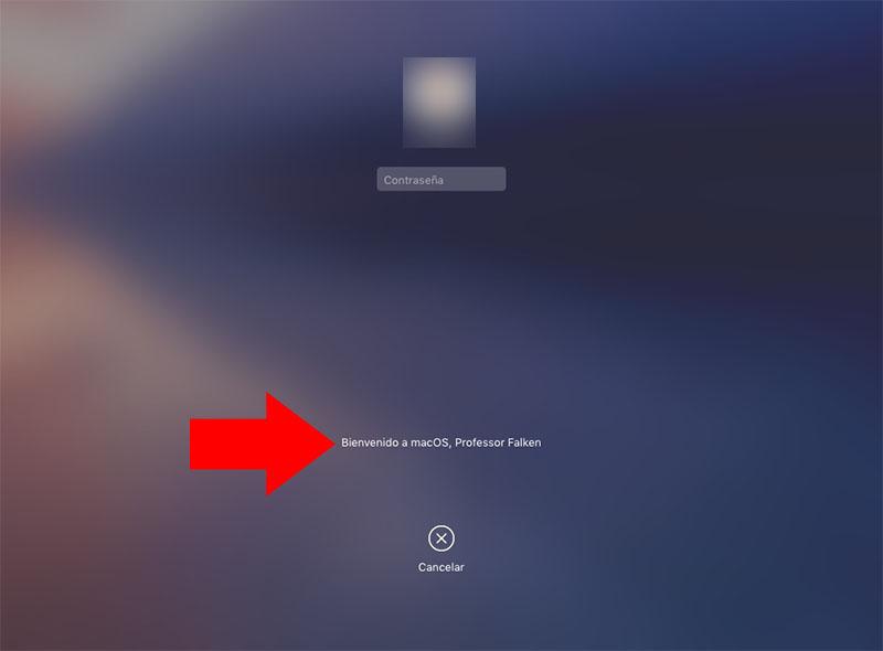Cómo añadir un mensaje a la pantalla de bloqueo de tu Mac - Image 6 - professor-falken.com