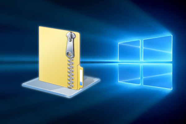 Come comprimere o decomprimere file e cartelle in Windows - Professor-falken.com