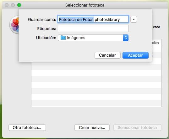 如何创建或访问其他照片库, 或照片库, 在照片中的应用 - 图像 3 - 教授-falken.com
