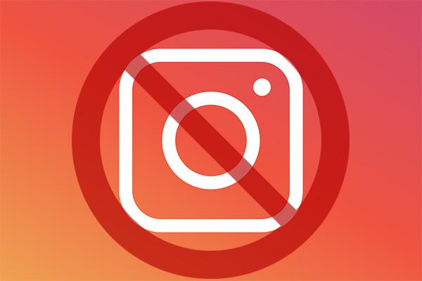 Gewusst wie: Sperren, oder entsperren, jemand auf Instagram - Prof.-falken.com