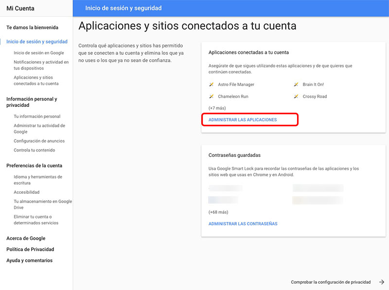 Comment fermer, à distance, Séances de Gmail ouvert sur vos appareils - Image 7 - Professor-falken.com
