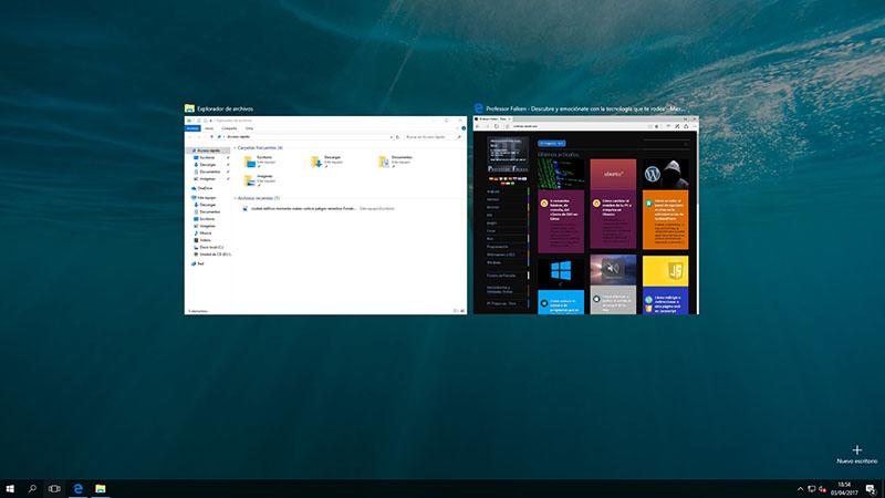 كيفية عرض المهام في نظام التشغيل Windows vista 10 - الصورة 3 - أستاذ falken.com