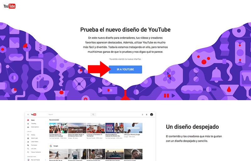 Come attivare la modalità scuro, o modalità scuro, su Youtube - Immagine 1 - Professor-falken.com