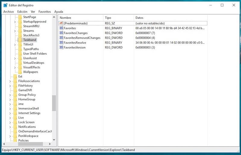 बार देखे गए Windows के कार्यपट्टी में थंबनेल का आकार परिवर्तित करने के लिए कैसे - छवि 4 - प्रोफेसर-falken.com
