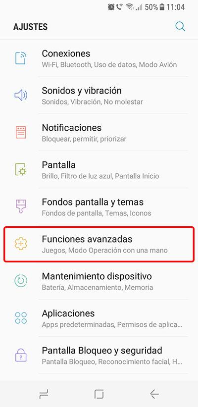 Cómo activar y usar la Multiventana en el Samsung Galaxy S8 / S8+ - Image 1 - professor-falken.com