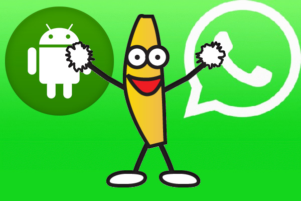 Como enviar GIFs animados no WhatsApp no Android - Professor-falken.com