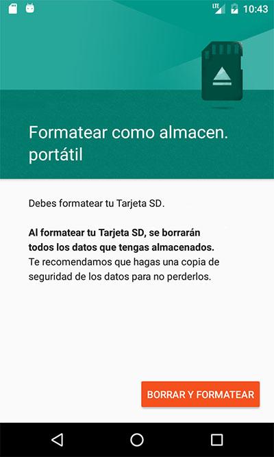 Cómo formatear la tarjeta SD de tu móvil o tablet Android - Image 5 - professor-falken.com copia