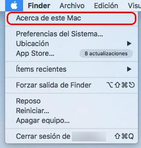 Wie Sie wissen, welche Anwendungen belegen mehr Speicherplatz auf Ihrem Mac - Bild 1 - Prof.-falken.com