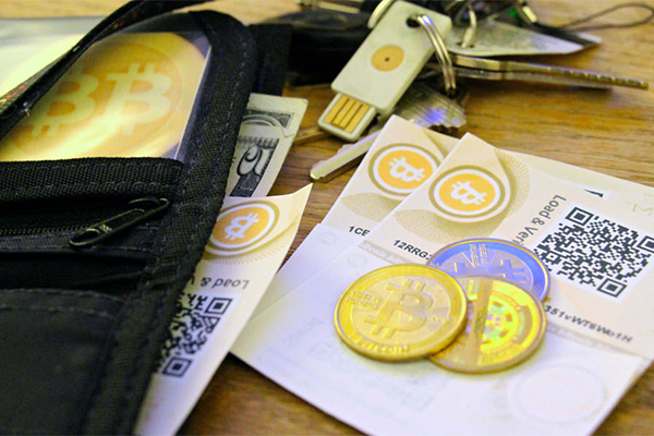 Ce qui est un portefeuille de Bitcoins et sont de types? - Professor-falken.com