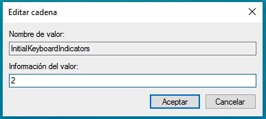 Como ativar a tecla NUM LOCK (Num Lock) automaticamente quando você iniciar seu PC - Imagem 3 - Professor-falken.com