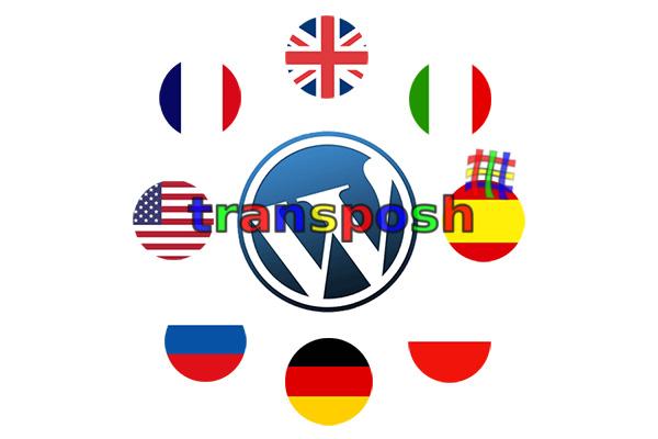 Come ottenere la lingua corrente di una pagina in WordPress, Se si utilizza Transposh - Professor-falken.com